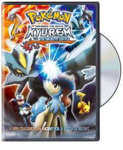 Pokemon The Movie 15: Kyurem Vs. The Sword Of Justice (DVD)
