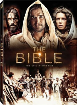 The Bible: The Epic Miniseries (DVD)