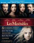 Les Miserables (Blu-ray/DVD)
