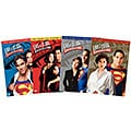 Lois & Clark: The New Adventures of Superman - The Complete Seasons 1-4 (DVD)