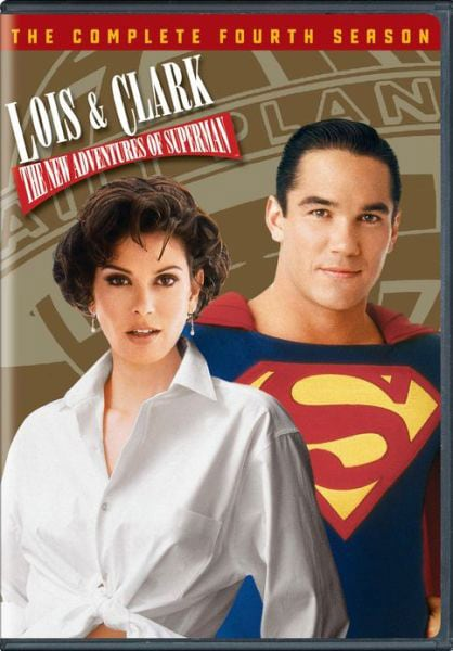 Lois & Clark: The New Adventures of Superman - The Complete Fourth Season (DVD)