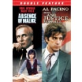 Absence Of Malice/And Justice For All (DVD)