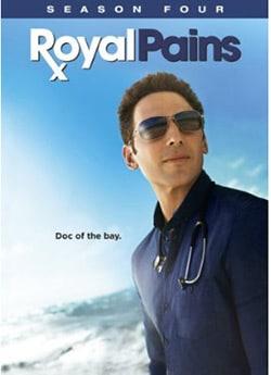 Royal Pains: Season Four (DVD)