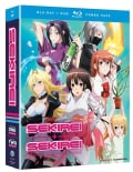 Sekirei: Complete Series (Seasons 1 & 2) (Blu-ray/DVD)