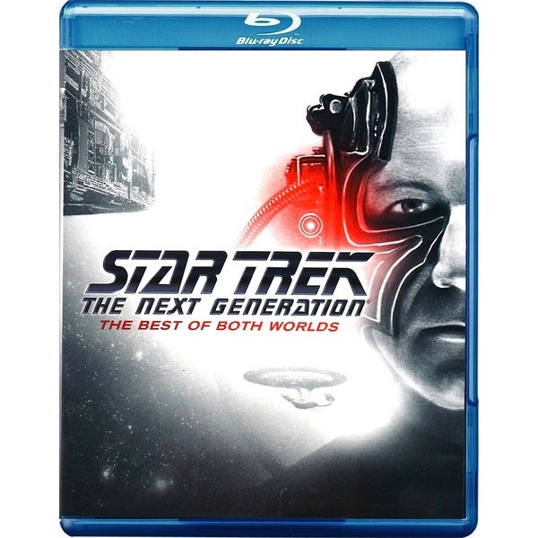 Star Trek: The Next Generation - The Best of Both Worlds (Blu-ray Disc) 10757934