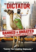 The Dictator: Banned & Unrated Version (DVD)