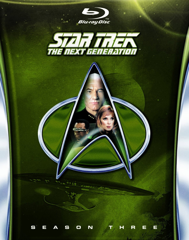 Star Trek: The Next Generation Season 3 (Blu-ray Disc)
