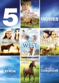 5 Movies: Horse Lovers Collection