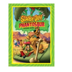 Scooby-Doo! Legend of the Phantosaur (DVD)