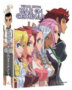 Tenchi Muyo!: War on Geminar: Part 1 (Blu-ray/DVD)
