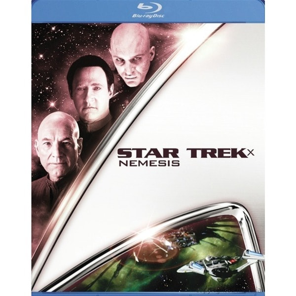 Star Trek X: Nemesis (Blu-ray Disc) 10758835
