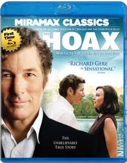 The Hoax (Blu-ray Disc)