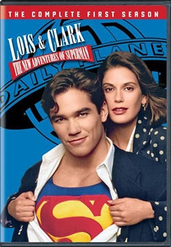 Lois & Clark: The New Adventures of Superman - The Complete First Season (DVD)
