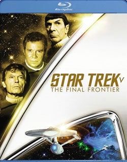 Star Trek V: The Final Frontier (Blu-ray Disc)