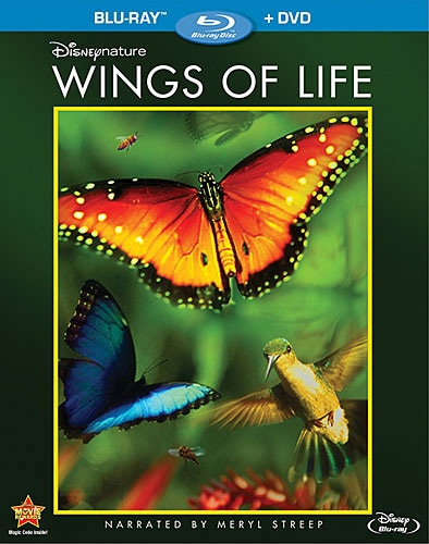 Disneynature: Wings of Life (Blu-ray/DVD)