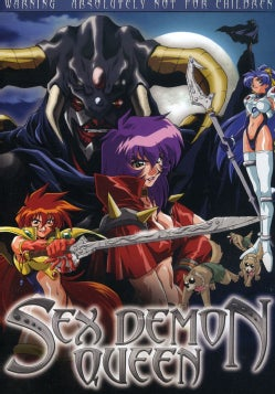 Sex Demon Queen (DVD)