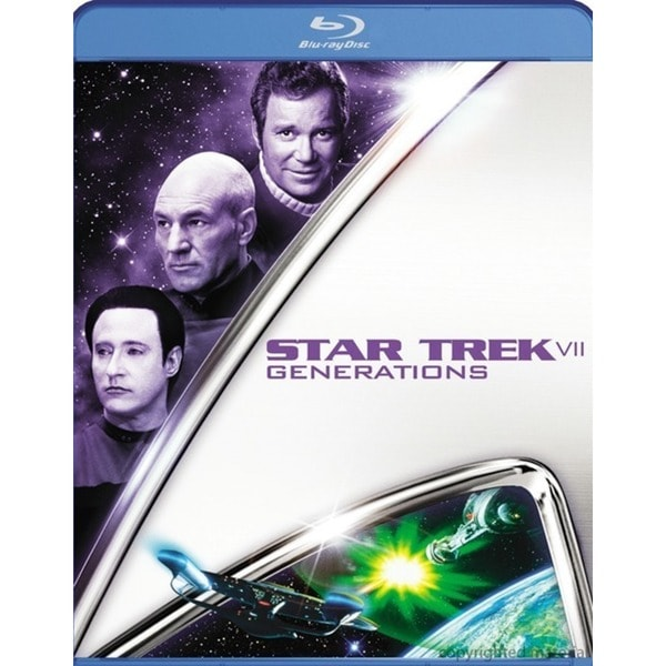 Star Trek VII: Generations (Blu-ray Disc) 10759416