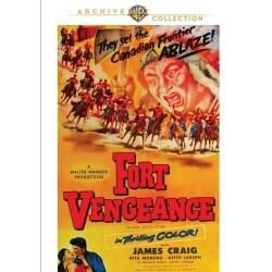 Fort Vengeance (DVD)