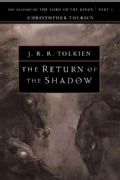 The Return of the Shadow: The History of the Lord of the Rings, Part One (Paperback)