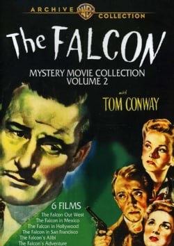 The Falcon Mystery Movie Collection, Volume 2 (DVD)