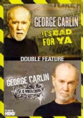 George Carlin Double Feature: It's Bad for Ya, Life Is Worth Losing (DVD)