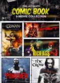 The Ultimate Comic Book Movie Collection (DVD)