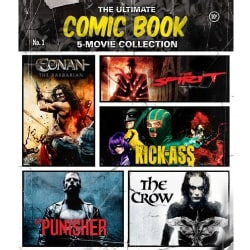 The Ultimate Comic Book Movie Collection (Blu-ray Disc)