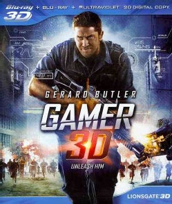 Gamer 3D (Blu-ray Disc)