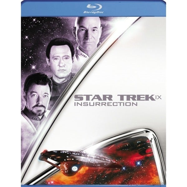 Star Trek IX: Insurrection (Blu-ray Disc) 10760166