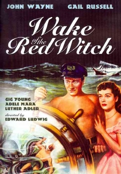 Wake of the Red Witch (DVD)