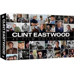 Clint Eastwood Collection 40 Film Collection (DVD)