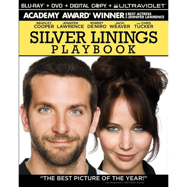 Silver Linings Playbook (Blu-ray/DVD) 10760224