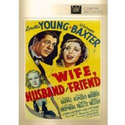 Wife, Husband And Friend (DVD)