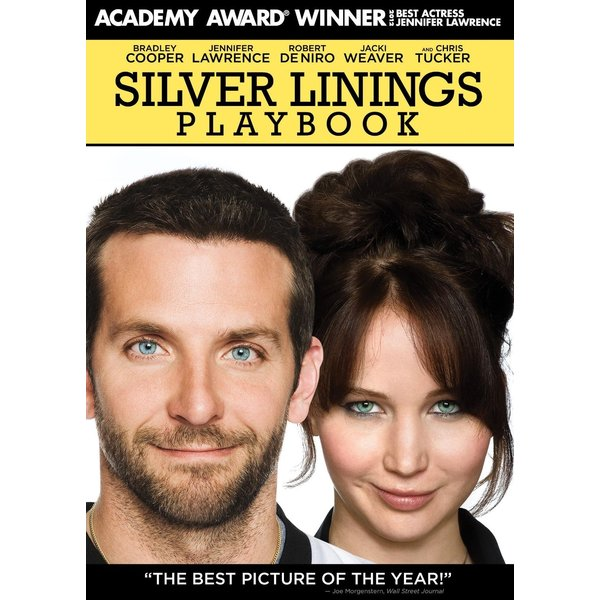 Silver Linings Playbook (DVD) 10760377