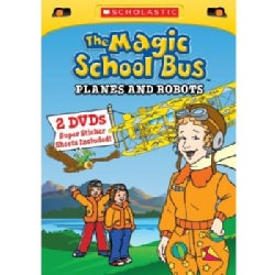 The Magic School Bus: Planes and Robots (DVD)