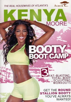 Kenya Moore: Booty Boot Camp (DVD)