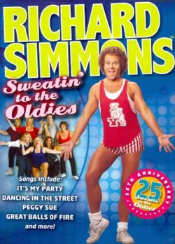 Sweatin' To The Oldies 1 (DVD)