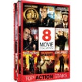 Top Action Stars: 8 Movie Collection (DVD)