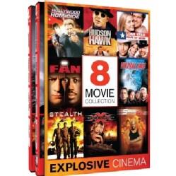 Explosive Cinema: 8 Exhilarating Movies (DVD)