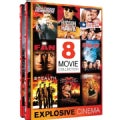 Explosive Cinema: 8 Exhilarating Movies (DVD)