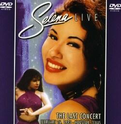 The Last Concert: Live: Selena (DVD)