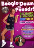 Boogie Down The Pounds (DVD)