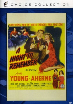 A Night to Remember (DVD)