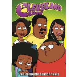 The Cleveland Show Season 3 (DVD)