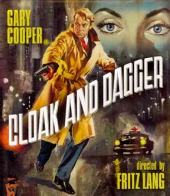 Cloak and Dagger (Blu-ray Disc)