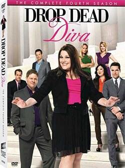 Drop Dead Diva: The Complete Fourth Season (DVD)