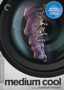 Medium Cool (Blu-ray Disc)
