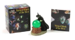 The Wizard of Oz the Wicked Witch of the West Light-up Crystal Ball (Novelty book)