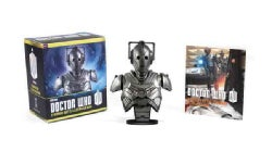 Doctor Who: Cyberman Bust and Illustrated Book (Toy)