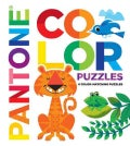 Pantone Color Puzzles: 6 Color-Matching Puzzles (Board book)